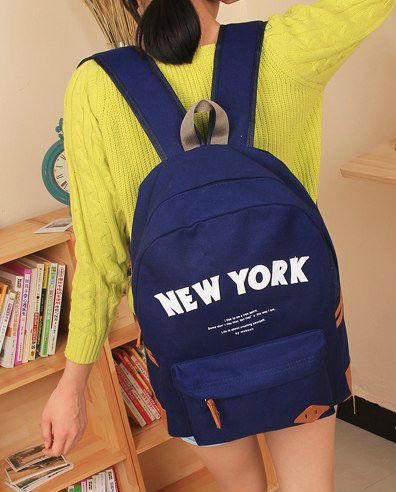 Городской рюкзак New York