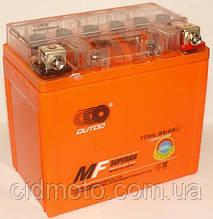 Аккумулятор 12v 5a/h (Гелевый)