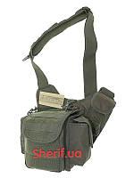 Сумка через плечо  многофункциональная Olive MIL-TEC 13726501