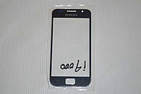 Стекло дисплея (экрана) для Samsung Galaxy S i9000 (черный цвет)