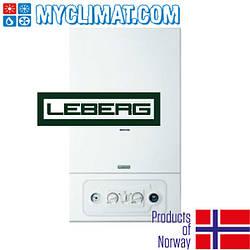 Настенный газовый котел Leberg Flamme 24 ASF