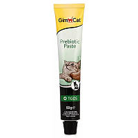 Паста с пребиотиком Gimcat Prebiotic Paste для кошек витаминизированная, 50 г, фото 1