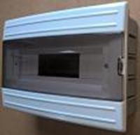 Щиток HOROZ ELECTRIC на 9 автоматов внутренней установки