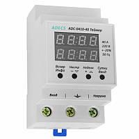 Программируемые реле времени (таймер) недельного или суточного цикла ADECS ADC-0410-40