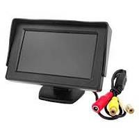 """Автомобільний монітор TFT LCD екран 4,3"""", фото 1"""