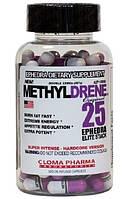 Жиросжигатель ClomaPharma Methyldrene Elite 25