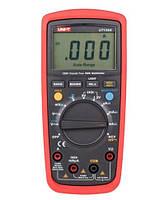 UT139A UNI-T Цифровой мультиметр True RMS, Постоянное напряжение (DC) 600В/AC 600B. Постоянный ток (DC)10A