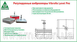 Виброопоры под насос Vibrofix Level Pro 42/25