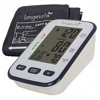 Тонометр автоматический Longevita BP-102М (по 60 значений для двух пользователей)
