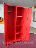 Порошковая покраска металлических шкафов. Покраска сейфов