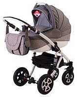 Детская коляска универсальная 2 в 1 Erika eco 650K Adamex