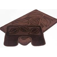 Набор ковриков для ванной Maximus Flora (50*80+40*50) цвета в ассортименте