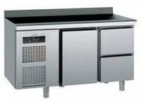 Стол холодильный Sagi KUEA2A  ( 2 шухляды и 1 дверь)