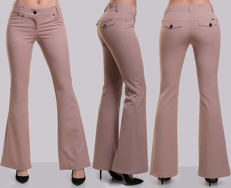 8f903e61f016 Женские стильные брюки