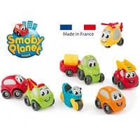 Весёлые Автомобили Vroom Planet Smoby 120209