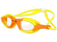 Детские очки для плавания Beco Biarritz жёлтый/оранжевый 9930 23