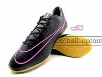 Футзалки Nike Mercurial\Найк Меркуриал, черные, к11412