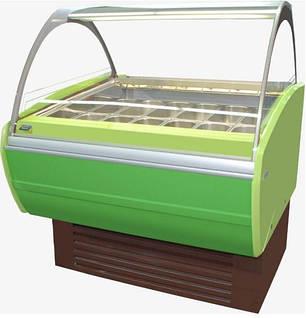 Витрина для мороженого Cold W-12 DL, фото 2