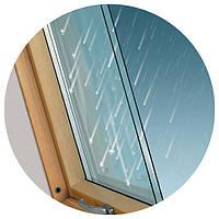Замена стеклопакета мансардного окна