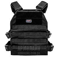 Плитоноска (Plate Carrier) BLACK