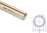 Труба Wavin Ekoplastik PP-r PN20 Fiber Basalt 63мм