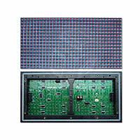 Светодиодный (LED) рекламный дисплей P10-Red (320 × 160 мм)