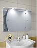 Шкаф зеркальный Garnitur.plus в ванную с LED подсветкой 11N
