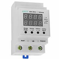 Программируемые реле времени (таймер) недельного или суточного цикла ADECS ADC-0411-15