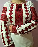 Борщівська вишиванка під індивідуальне замовлення, фото 1