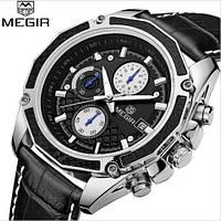 Мужские наручные часы Megir Palermo с датой