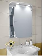 Шкаф зеркальный Garnitur в ванную с подсветкой 12N