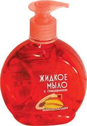 """Жидкое мыло с экстрактом манго папайя ТМ """"ЭленСи"""" 300мл"""