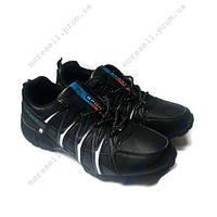 Кроссовки мужские KMB black, фото 1