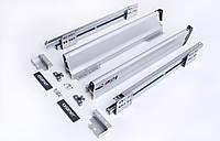 Ящик без релингов SAMET SmartBox 127139263 500 мм Серый (35944)