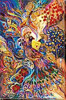 Набор для вышивания бисером на художественном холсте Талисманы счастья
