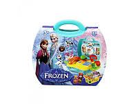 Магазин игрушечный Frozen 23 предмета, в чемодане, DN836D-FZ