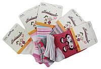 Детские носочки для девочек оптом, Modenweek , 23/26 -35/38 рр., арт. МС-9105