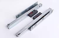 Направляющие полного выдвижения SAMET SmartSlide 12721425 Push-Open с синхронизатором 450 мм Серый (35958)