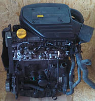 Двигатель Рено Кенго 1.9д F8Q