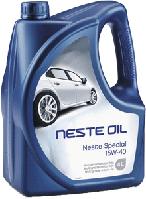 Моторное масло Neste Special 15W40 (API SF/CC)