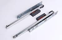 Направляющие полного выдвижения SAMET SmartSlide 127214240 Push-Open 400 мм Серый (36461)