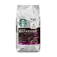Кофе в зернах Starbucks Espresso Roast 340 г.