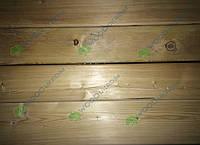 Палубная доска 27х140х2500 Сорт АВ Сибирская Лиственница, настил деревянный, фото 1