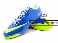 Футзалки Nike Mercurial\Найк Меркуриал, синие, к11432
