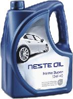 Моторное масло Neste Super 10W40 (API SJ/CF) 4
