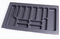 Вкладыш для столовых приборов Starax S-2290 900 мм Серый (17649)