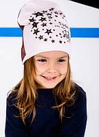 Двухстороняя шапочка Эстелла, размер 48-52 см