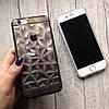 Силиконовый 3d чехол треугольники для iPhone 6/6s, фото 6