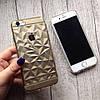 Силиконовый 3d чехол треугольники для iPhone 6/6s, фото 7