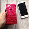 Силиконовый 3d чехол треугольники для iPhone 6/6s, фото 9